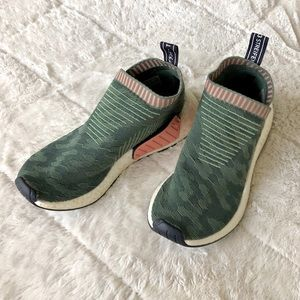 Adidas Boost NMD_CS2 Primeknit Casual Sneakers